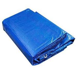 Lona Itap Carreteiro Azul 5x4 Reforçada Com Ilhoes - Só Aqui Ferramentas