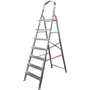 Escada Residencial Alumínio de Abrir 7 Degraus Ágata EDS 007