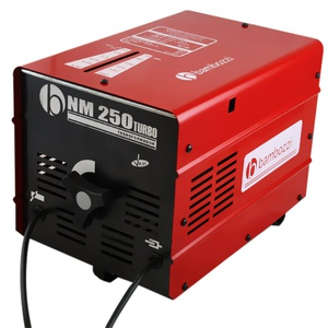 Transformador de Solda NM250 Turbo 250 Amp. 110/220 Volts Bambozzi