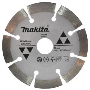 Disco Diamantado Makita Para Serra Marmore D-44351 - Só Aqui Ferramentas