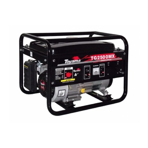 Gerador Toyama à Gasolina TG2500MX2 2,5 KVA - Só Aqui Ferramentas