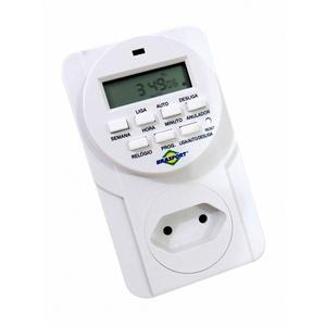 Timer Temporizador Digital 60hz Bivolt 8771 Brasfort