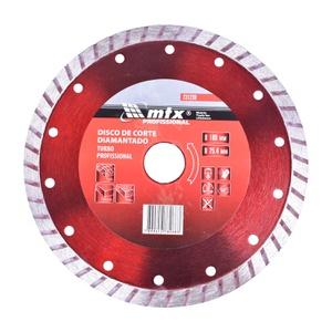 Disco de Serra MTX Corte Diamantado Turbo 731239 180x25,4mm