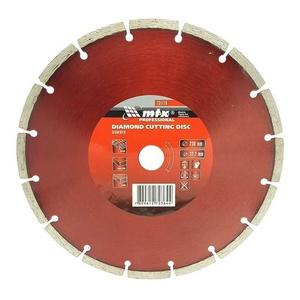"Disco de Serra 9"" Corte Segmentado Diamantado 731779 MTX"