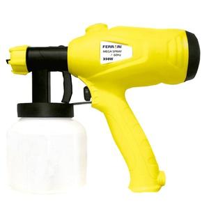 Pistola Pulverizadora Elétrica Mega Spray 350w 220... - Só Aqui Ferramentas