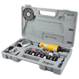 Kit Retífica Pneumática 1/4 Polegadas CHIAPERINI CHR-12K