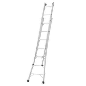 Escada Alumínio Abrir E Extensiva 08degraus 2.5 X ... - Só Aqui Ferramentas