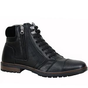 Bota Casual Tchwm Shoes em Couro Legitimo - 1022 ... - TCHWM SHOES