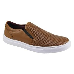 Iate Masculino Tchwm Shoes Couro Confort Tressê - ... - TCHWM SHOES