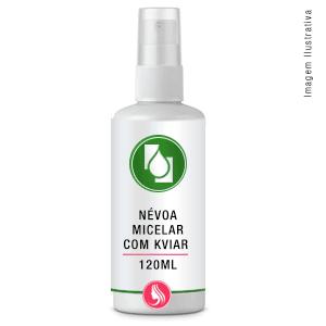 Névoa Micelar com Kviar 120ml