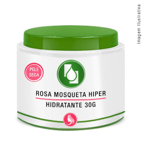 Rosa Mosqueta Hiper Hidratante 30g