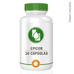 Epicor 500mg 30cápsulas