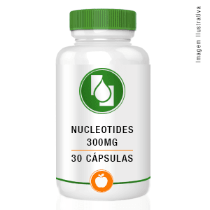 Nucleotides 300mg 30cápsulas