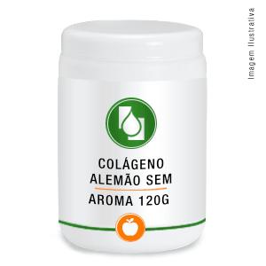 Colágeno Alemão 2,5g Sem Aroma 120g