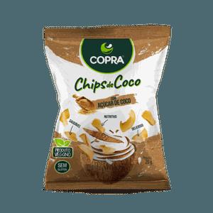 CHIPS DE COCO COPRA 60G