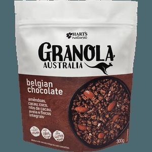 GRANOLA AUSTRALIAN BELGIAN CHOC - 300G