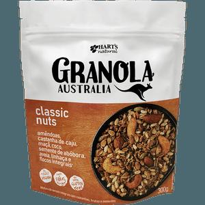 GRANOLA AUSTRALIAN CLASSIC NUTS - 300G