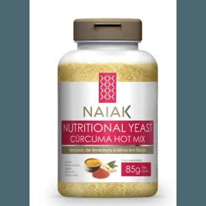 NUTRITIONAL YEAST - CÚRCUMA HOT MIX - 85G