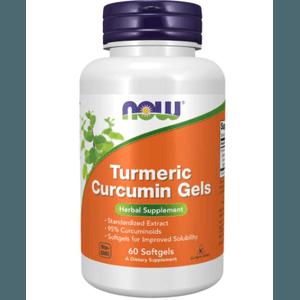 TURMERIC CURCUMINA - 60 SOFTGELS