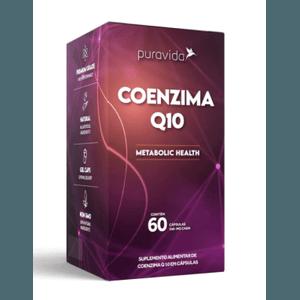 COENZIMA Q10 - 100MG - 60 CÁPSULAS
