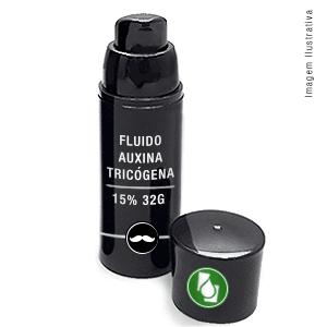 Fluido Auxina tricógena 15% para Barba 32g