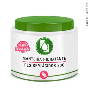 Manteiga Hiper Hidratante p/ Pés 30g
