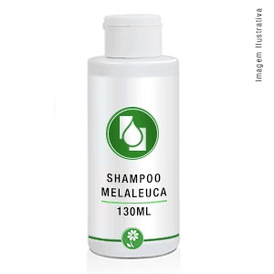 Shampoo Melaleuca Alternifolia 130ml