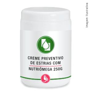 Creme Preventivo de Estrias com Nutriômega 250g