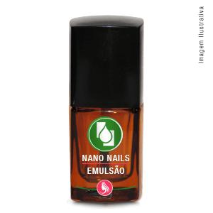 Nano Nails 10g - emulsão para unha