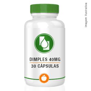 Dimpless 40mg 30cápsulas