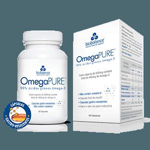 Omegapure 500mg 60cápsulas