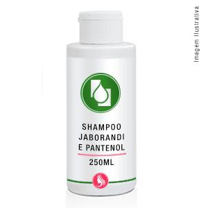 Shampoo Jaborandi com Pantenol 250ml