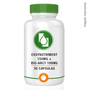 Exsynutriment 150mg + Bio-arct 100mg 30 cápsulas