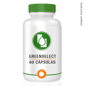 Greenselect 120mg 60cápsulas