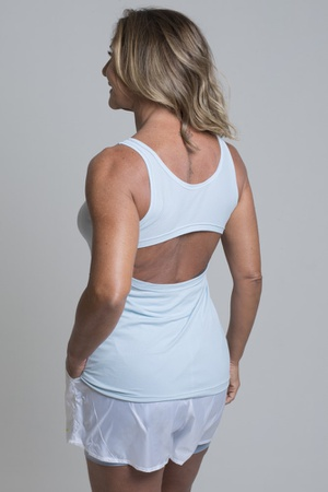 Regata Feminina Funfit - Camis azul - 3073 - FUNFIT