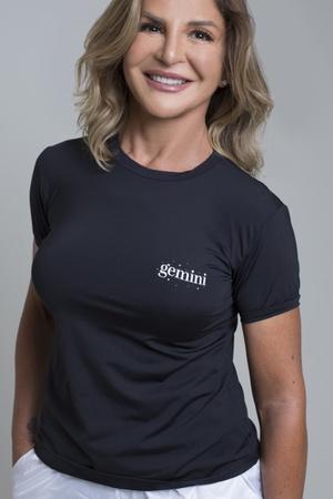 Camiseta Feminina Funfit - Signos Gêmeos - 3058 - FUNFIT