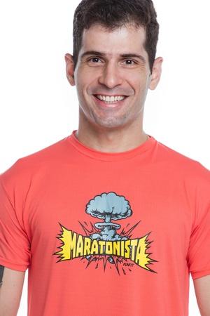 Camiseta Masculina Funfit - Maratonista - 1745 - FUNFIT