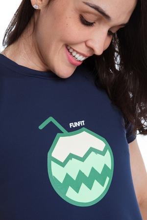 Camiseta Feminina Funfit - Coco - 1821 - FUNFIT