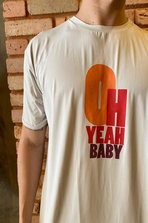 Camiseta Masculina Funfit - Oh Year Baby - 1870 - FUNFIT