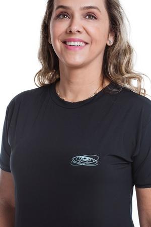 Camiseta Feminina Funfit - Planetas - 2028 - FUNFIT