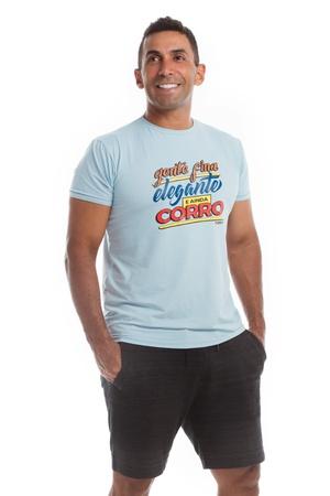 Camiseta Masculina Funfit - Gente Fina Elegante E ... - FUNFIT