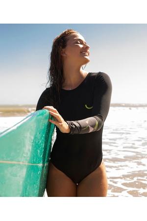 Maiô Feminino Funfit - M/L Surf Club Wetsuit - 302... - FUNFIT