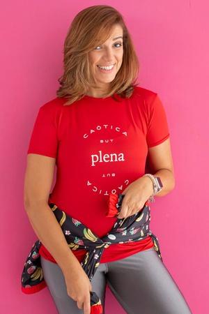 Camiseta Feminina Funfit - Plena - 3029 - FUNFIT