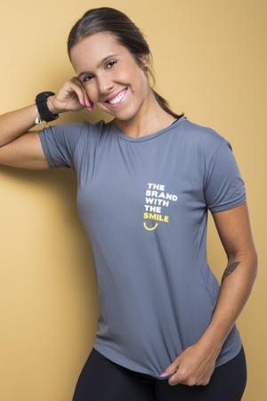 Camiseta Feminina Funfit - The Brand With The Smil... - FUNFIT