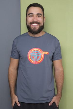 Camiseta Masculina Funfit - Power Papa - 3092 - FUNFIT