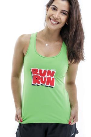Regata Feminina Funfit - Run Run - 1554 - FUNFIT