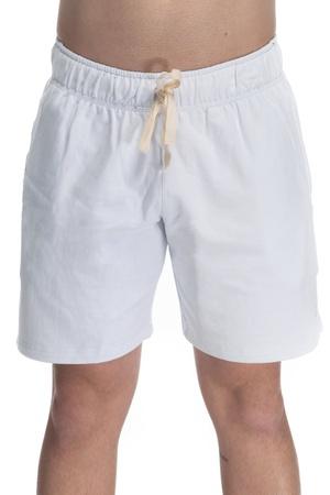 Bermuda Masculina Funfit - Comfy Branco - 1594 - FUNFIT