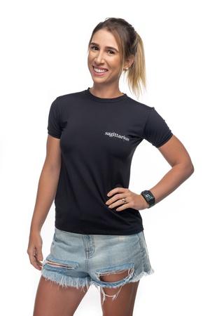 Camiseta Feminina Funfit - Signos Sagitário - 1655 - FUNFIT