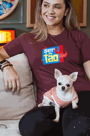 Camiseta Feminina Funfit - Sertão - 2033 - FUNFIT