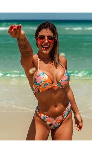 Biquíni Beach Paradise Havaí - Poliana Finzetto